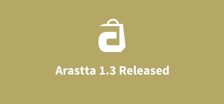 Arastta 1.3 Released