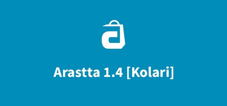 Arastta 1.4